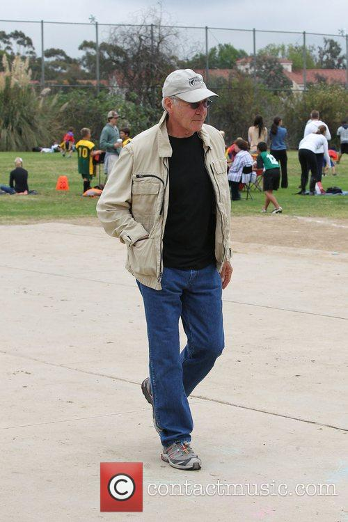 Harrison Ford and Brentwood 13