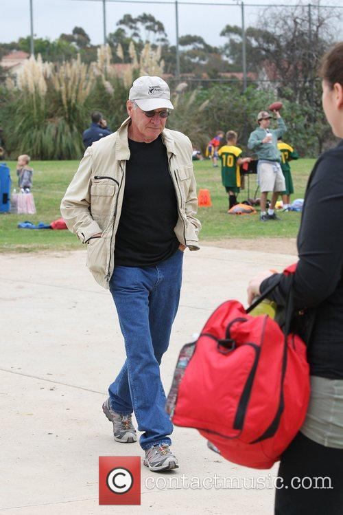 Harrison Ford and Brentwood 8