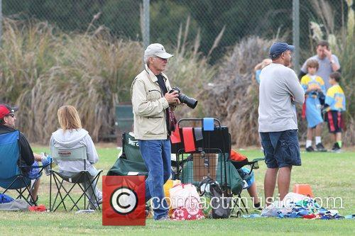 Harrison Ford and Brentwood 12