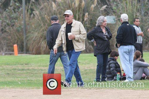 Harrison Ford and Brentwood 1