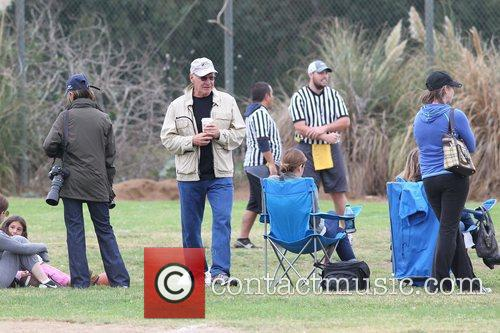 Harrison Ford and Brentwood 10
