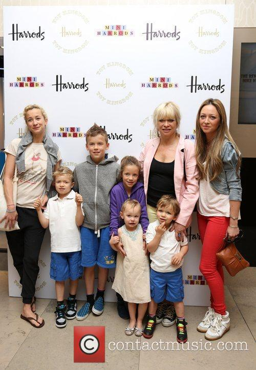 Harrods Toy Kingdom VIP launch party - Arrivals