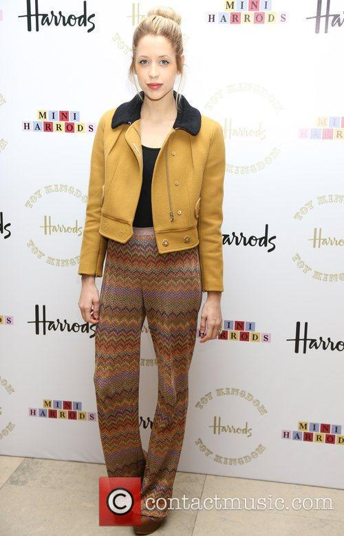peaches geldof harrods toy kingdom vip launch party arrivals toy kingdom harrods debuts awesome gender neutral mecca of toys 500x778
