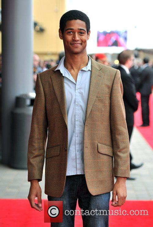 Alfie Enoch The worldwide Grand Opening event for...
