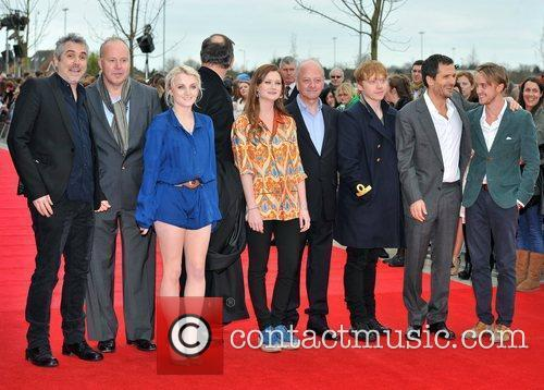 Alfonso Cuaron, David Yates, Evanna Lynch, Mike Newell,...