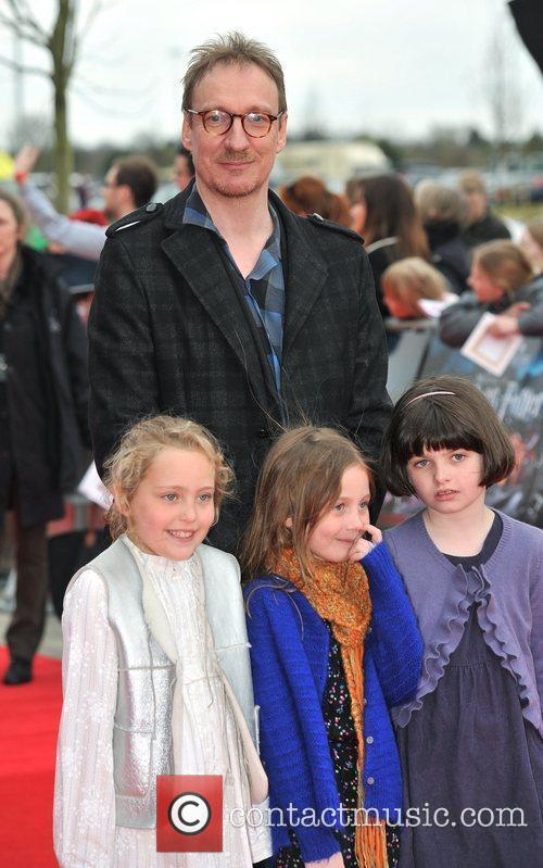 David Thewlis and guests The worldwide Grand Opening...