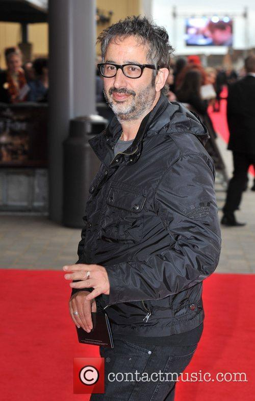 David Baddiel The Worldwide Grand Opening event for...
