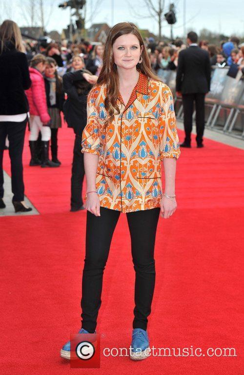 bonnie wright the worldwide grand opening event 3807153