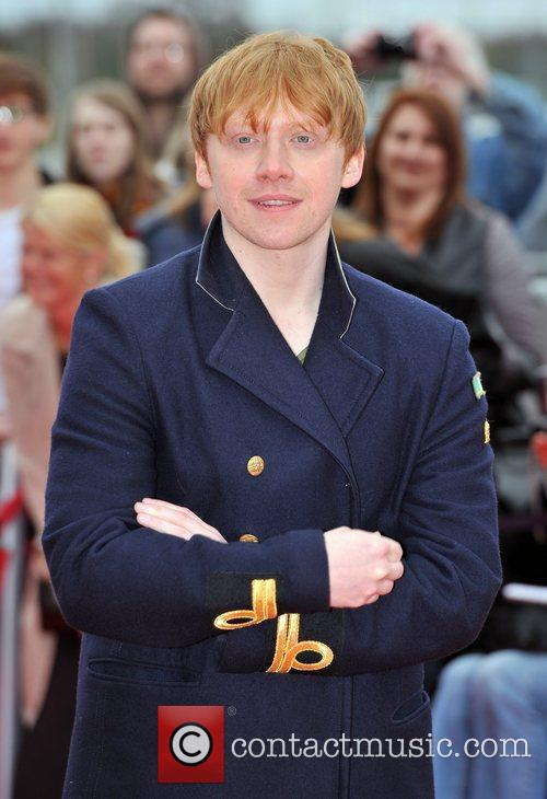 Rupert Grint The Worldwide Grand Opening event for...