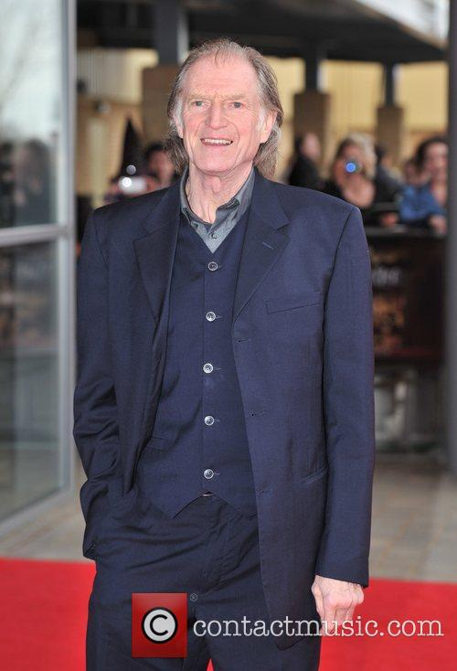 David Bradley  The worldwide Grand Opening event...