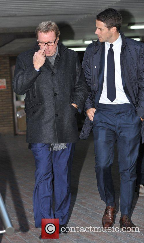 Leave Southwark Crown Court after another day of...
