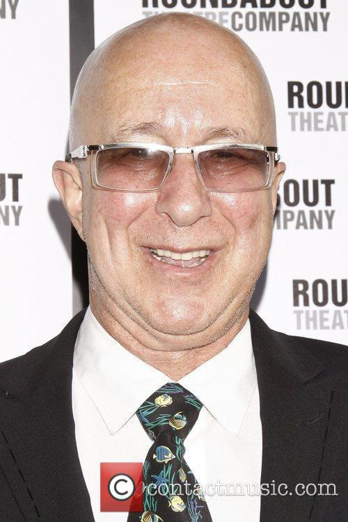 Paul Shaffer Opening night of the Broadway play...
