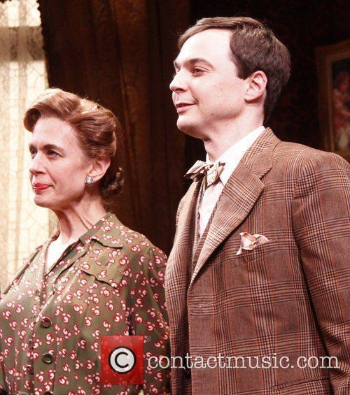 Jessica Hecht and Jim Parsons 1