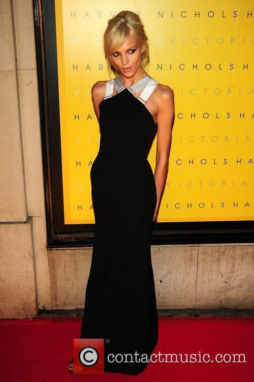 Unveiling of Victoria Beckham Clothing Line at Harvey...