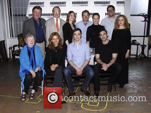 Angela Paton, Charles Kimbrough, Jessica Hecht, Jim Parsons, Larry Bryggman, Rich Sommer and Spector