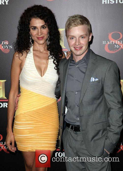 Noel Fisher HISTORY hosts a Pre-Emmy party at...