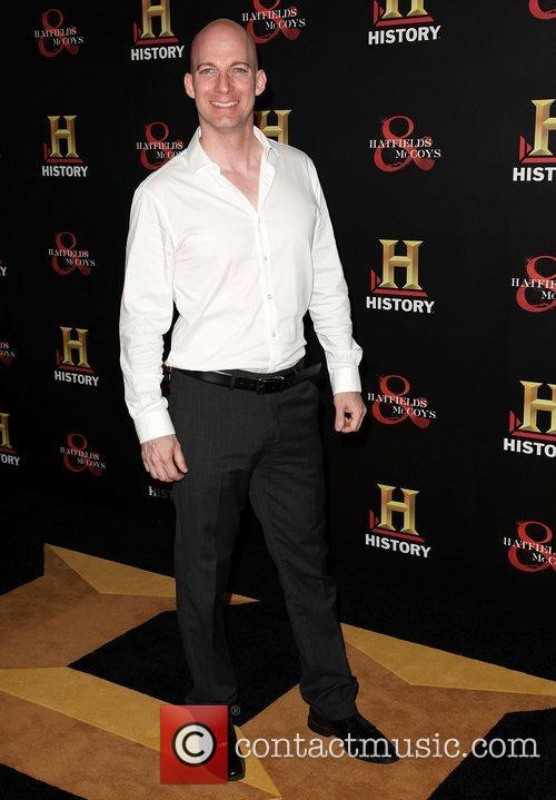 Bill Millsap HISTORY hosts a Pre-Emmy party at...