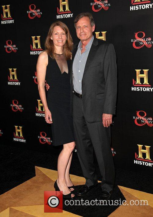 Director Kevin Reynolds HISTORY hosts a Pre-Emmy party...