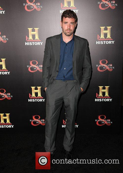 Jonathan Fredrick HISTORY hosts a Pre-Emmy party at...