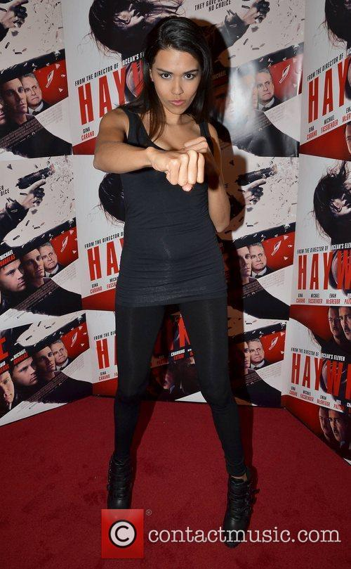 Irish Premiere of 'Haywire' at The Savoy