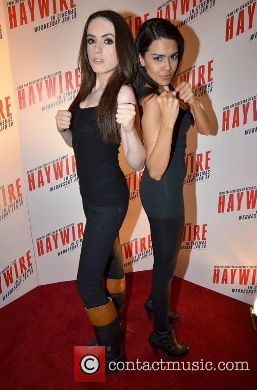 Irish Premiere of 'Haywire' at The Savoy