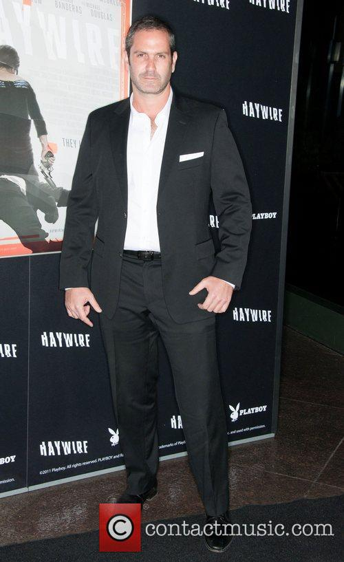 Aaron Cohen 'Haywire' Los Angeles premiere at the...