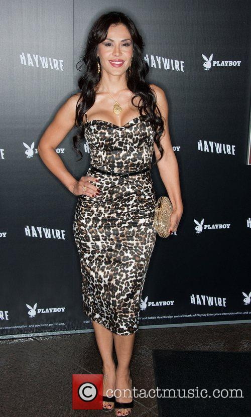 Carla Ortiz 'Haywire' Los Angeles premiere at the...