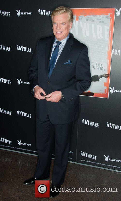 Christopher McDonald 'Haywire' Los Angeles premiere at the...