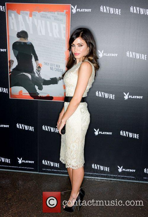 Jenna Dewan 'Haywire' Los Angeles premiere at the...