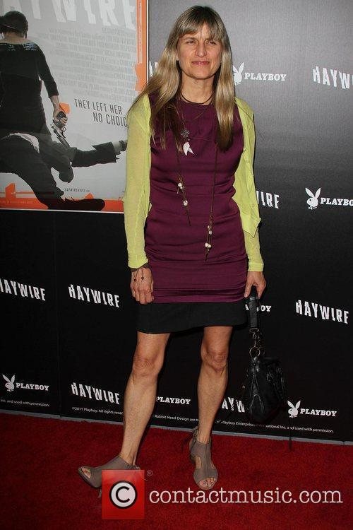 Catherine Hardwicke 'Haywire' Los Angeles premiere at the...