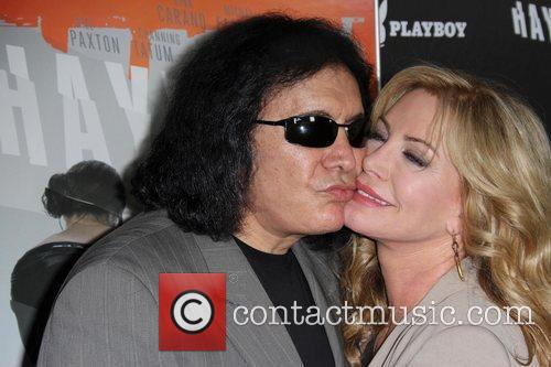 Gene Simmons and Shannon Tweed 'Haywire' Los Angeles...