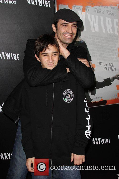 Gilles Marini and George Marini 'Haywire' Los Angeles...