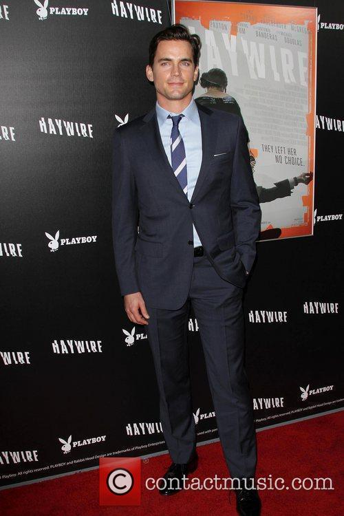 Matt Bomer 'Haywire' Los Angeles premiere at the...