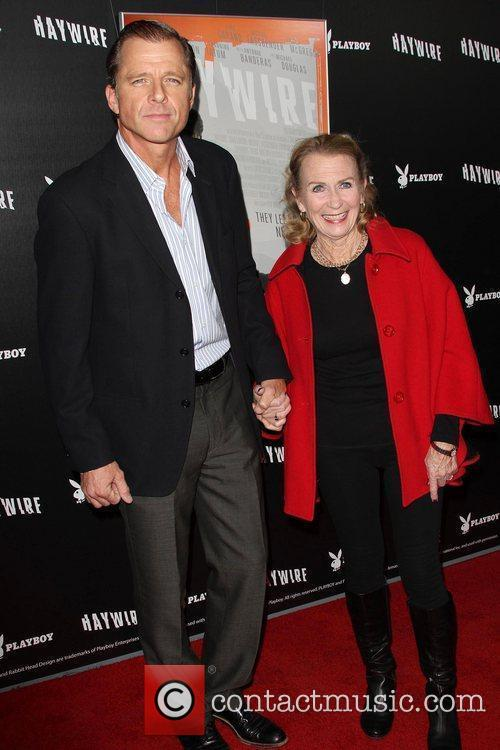 Michael Caulfield and Juliet Mills 'Haywire' Los Angeles...