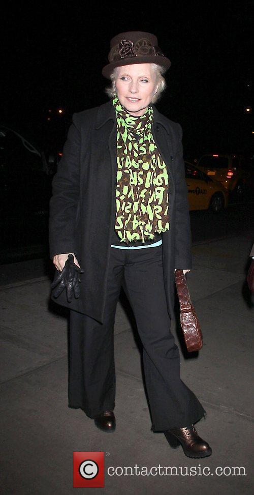 Debbie Harry Screening of the film, 'Haywire' at...