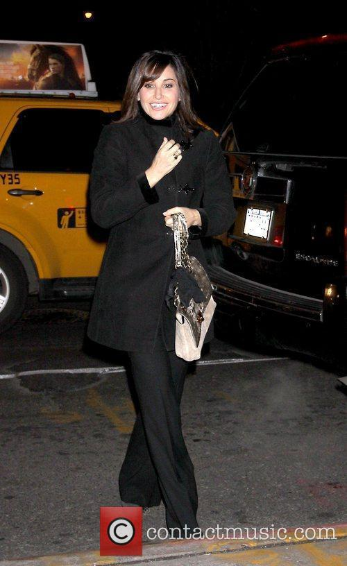 Gina Gershon Screening of the film, 'Haywire' at...