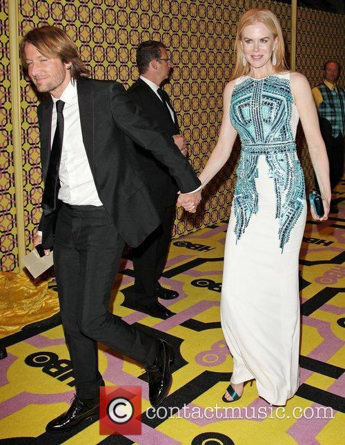 Keith Urban, Nicole Kidman and Emmy Awards 10