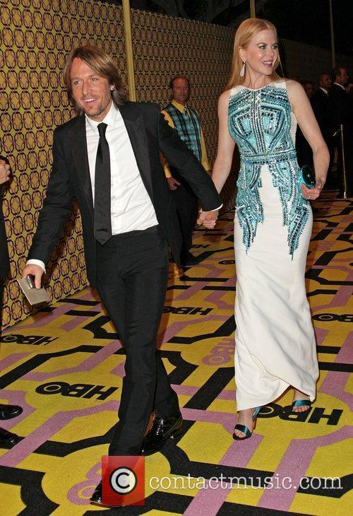 Keith Urban, Nicole Kidman and Emmy Awards 2