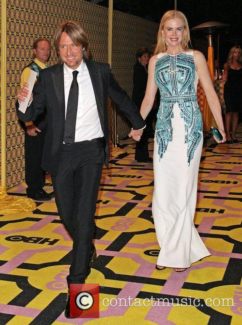 Keith Urban, Nicole Kidman and Emmy Awards 6