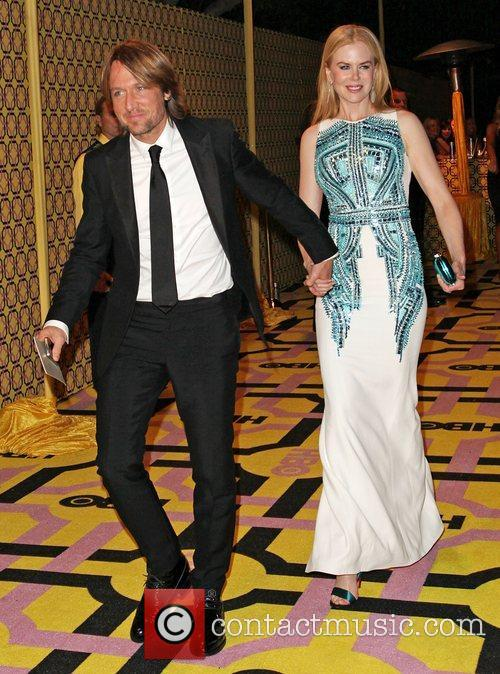Keith Urban, Nicole Kidman and Emmy Awards 9