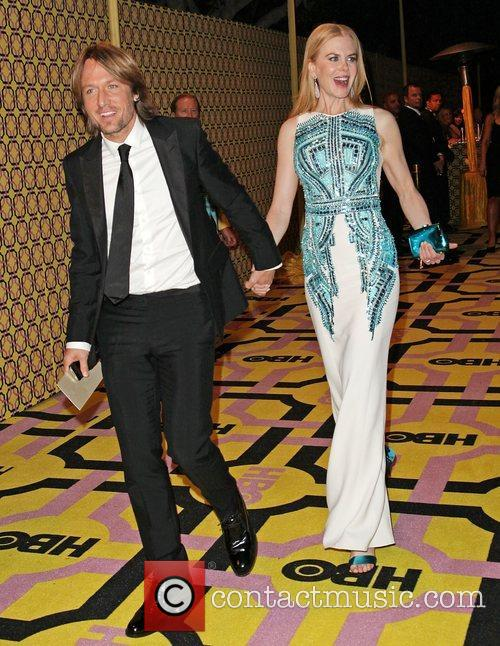 Keith Urban, Nicole Kidman and Emmy Awards 8