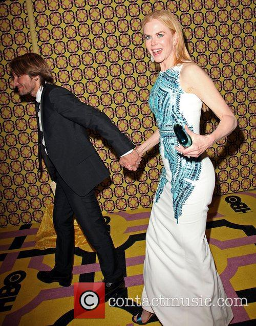 Keith Urban, Nicole Kidman and Emmy Awards 5