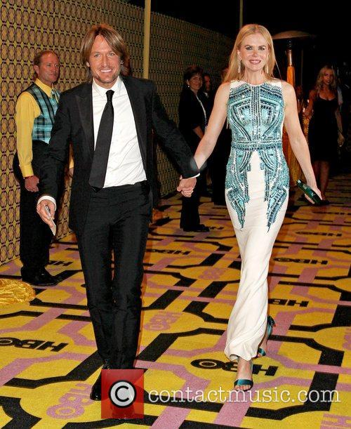 Keith Urban, Nicole Kidman and Emmy Awards 7