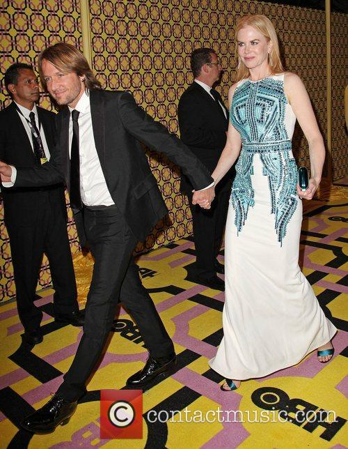 Keith Urban, Nicole Kidman and Emmy Awards 4