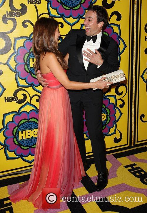 Jamie-lynn, Sigler, Jimmy Fallon and Emmy Awards 6