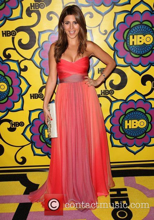 HBO's Annual Emmy Awards post-ceremony reception at the...