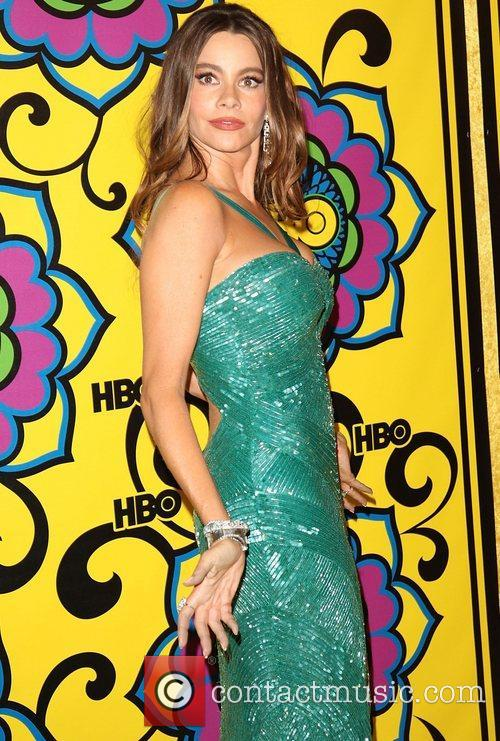 Sofia Vergara and Emmy Awards 1