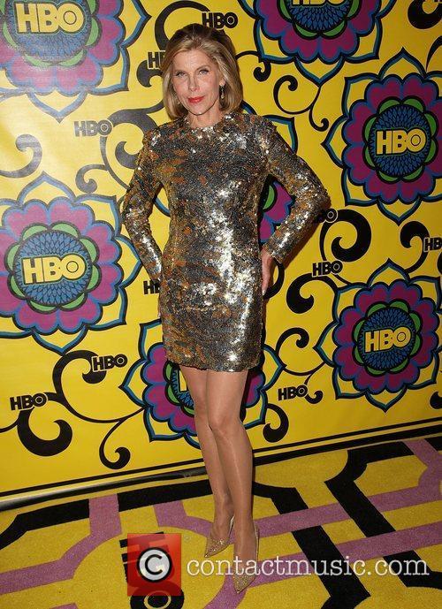 Christine Baranski HBO's Annual Emmy Awards Post Awards...