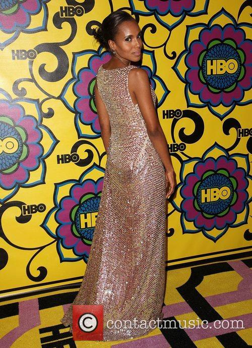 Kerry Washington and Emmy Awards 2