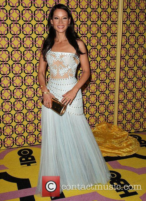 Lucy Liu HBO's Annual Emmy Awards Post Awards...
